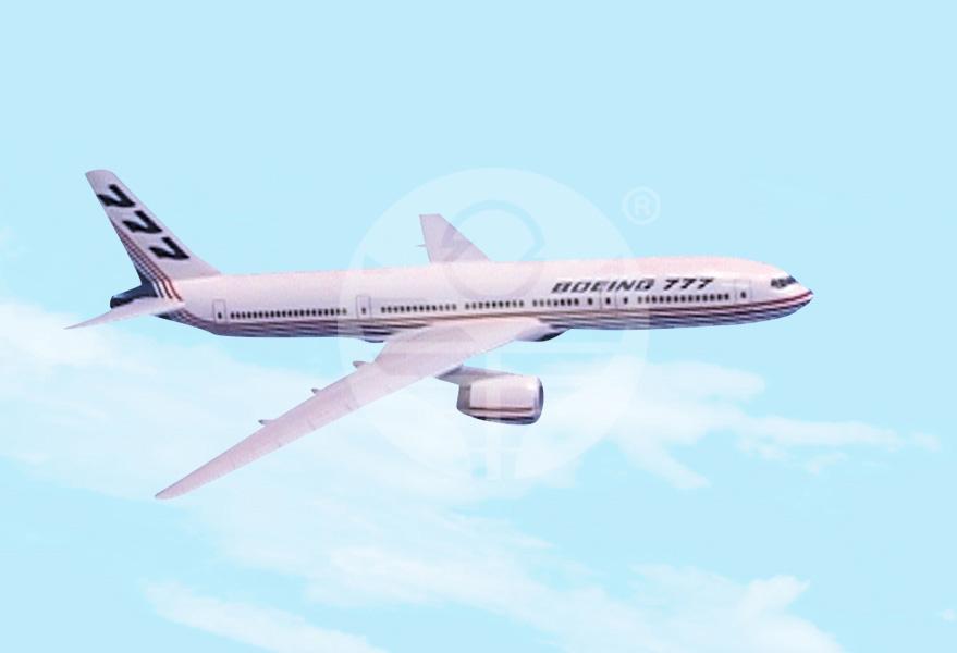 b777-200lr-民用飞机模型-products-jingyi