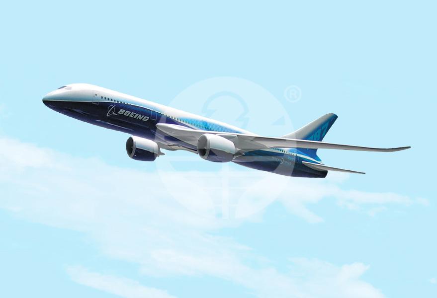 b787-8-民用飞机模型-products-jingyi