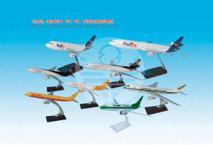 UPS、 DHL、The federal Express series model