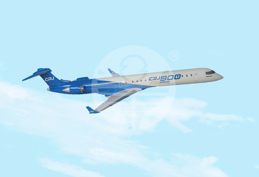 crj-900-民用飞机模型-products-jingyi gifts co.