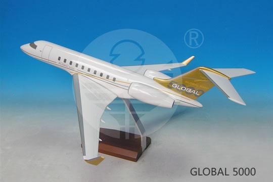 global 5000-民用飞机模型-产品展示-飞机模型生产|商