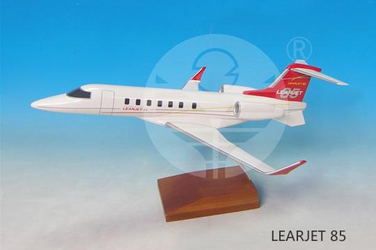 learjet 85(里尔85)-民用飞机模型-产品展示-飞机模型