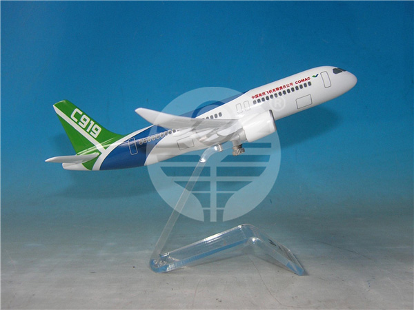 c919-民用飞机模型-products-jingyi gifts co.,ltd.